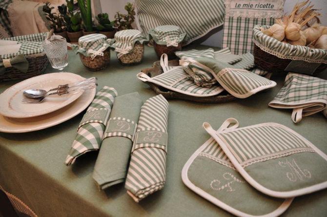Какой текстиль подойдет для вашей кухни?